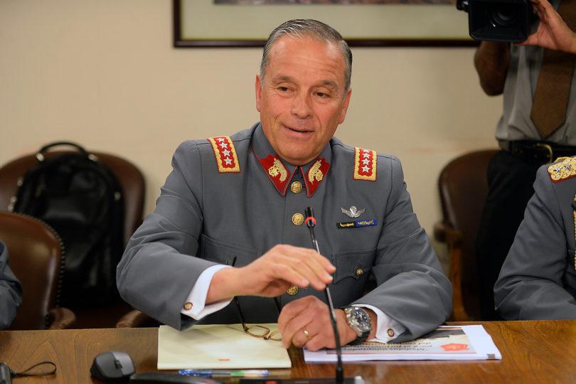 Detienen a hermano de comandante en jefe del Ejército por causa de Derechos Humanos