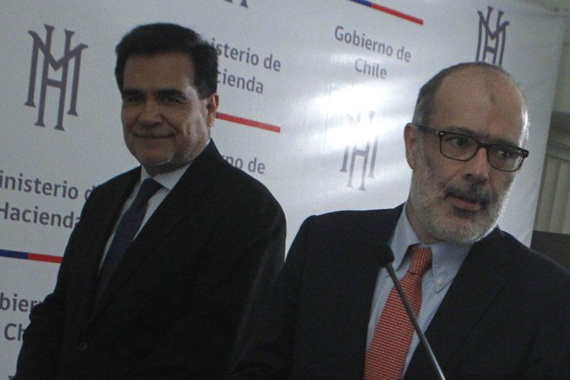 """""""Es un error contagiarse con temas de corto plazo"""": el respaldo de Hacienda a director del SII"""