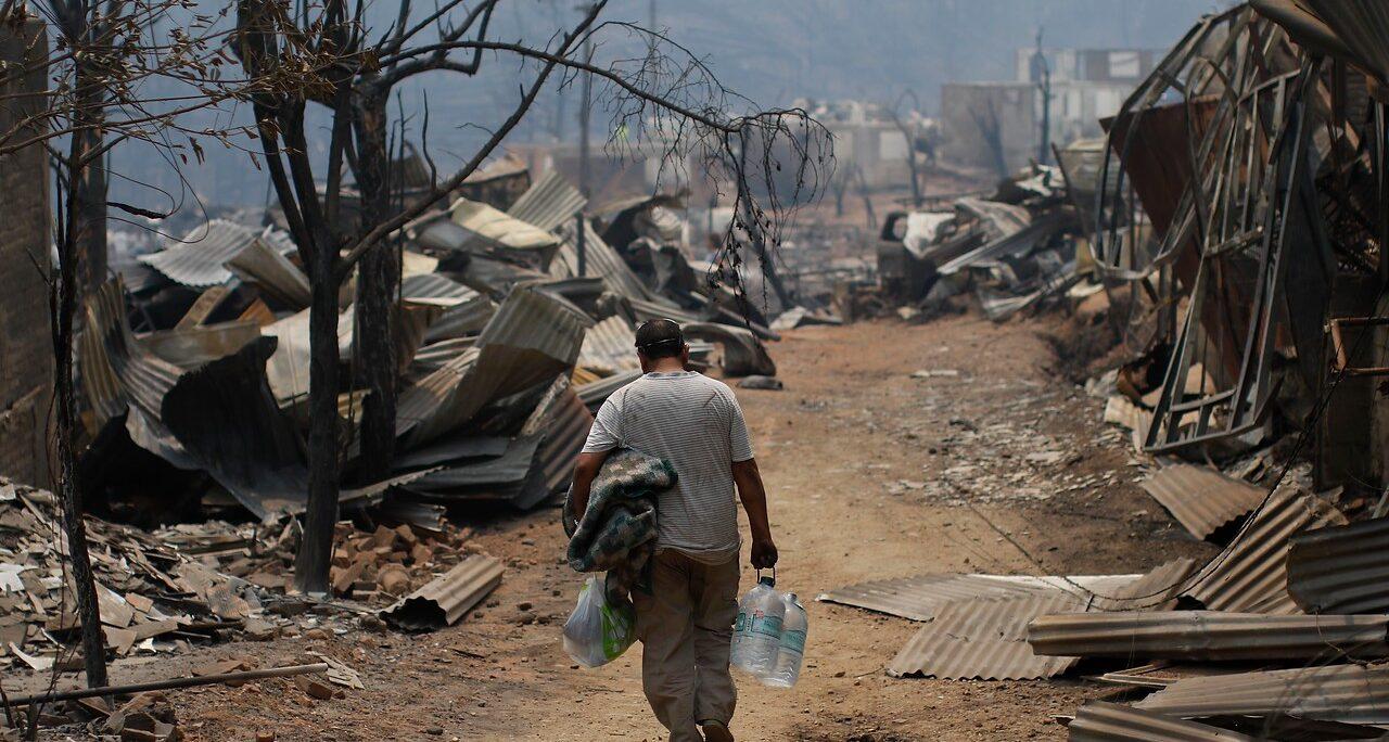 Detectan falsos damnificados de incendio en Santa Olga