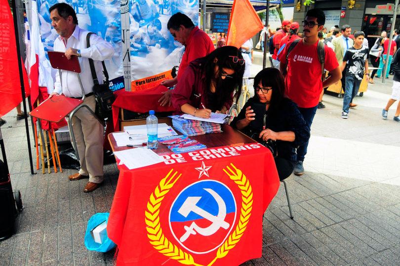Servel: Partido Comunista lidera refichaje de partidos políticos y se constituye a nivel nacional