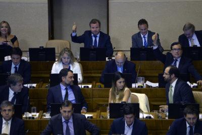 Fijan fecha para interpelación de la UDI a ministra Krauss: Ernesto Silva será el interpelador