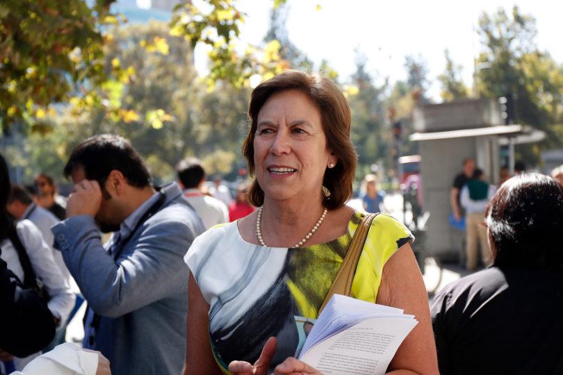 """Mariana Aylwin anuncia que no votará por Guillier: """"No tiene una tradición y una trayectoria"""""""