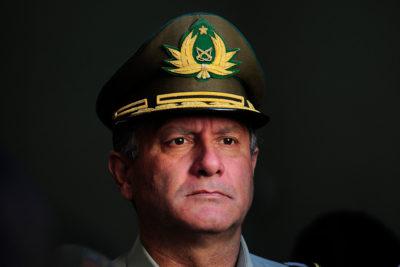 Juzgado declara inadmisible querella de general Villalobos por fraude en Carabineros