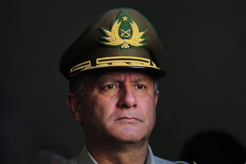 """General Director de Carabineros: """"A la fecha son 40 las personas que hemos expulsados"""""""