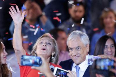 Cecilia Morel presta declaración en calidad de testigo por casos Exalmar y Dominga