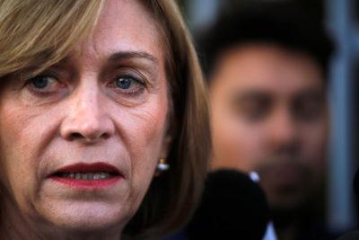 """Matthei dispara contra Josefa Errázuriz: """"Nos dejó una deuda brutal en Providencia"""""""