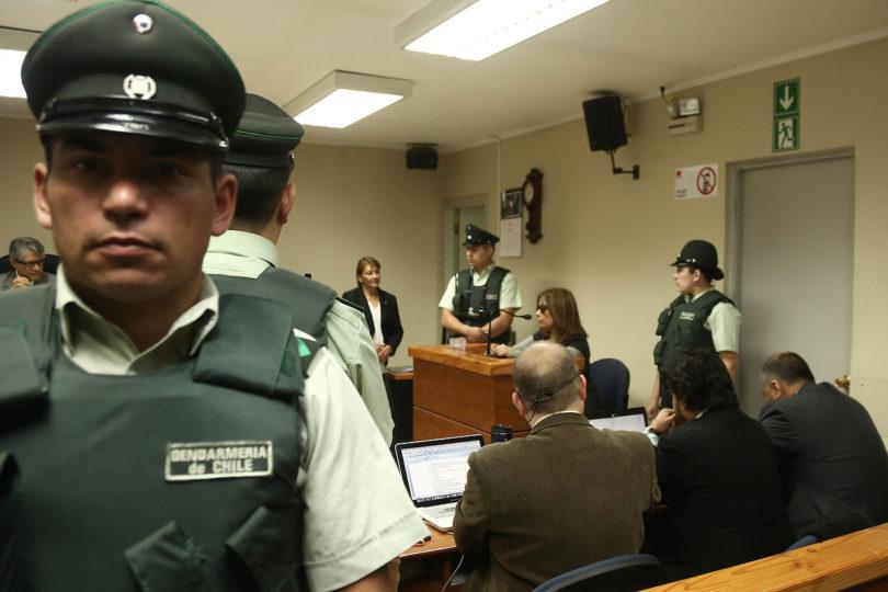 Mauricio Ortega es declarado culpable de la agresión a Nabila Rifo