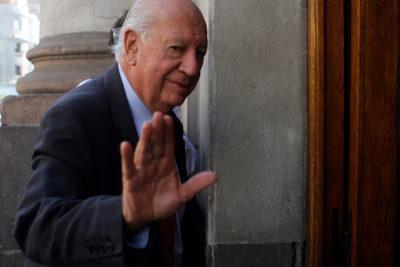 El mal inicio de semana que Cadem le dio a Ricardo Lagos tras derrota en comité del PS