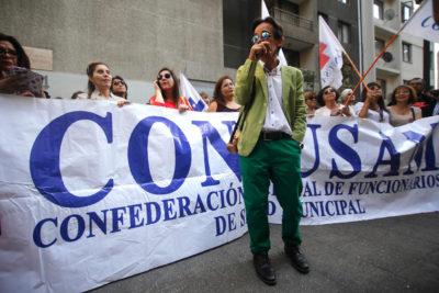 Confusam anuncia paro nacional de salud pública para el 25 y 26 de abril