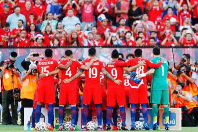 En Rancagua: La Roja jugará amistoso con Costa Rica en noviembre