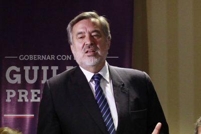 """Garretón desmiente frase de libro-entrevista de Guillier en la que """"fustigaba"""" a empresarios"""