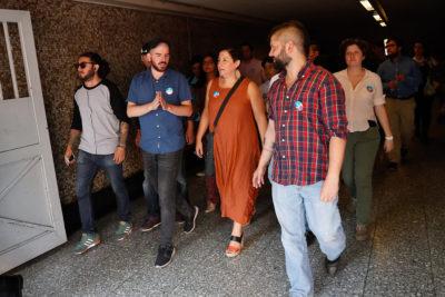 """La estéril """"pureza política"""" del Frente Amplio"""