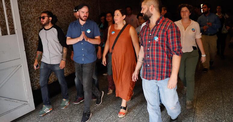 """""""Andha Chile no quiere ser parte del Frente Amplio:"""