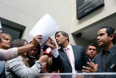 Franco Parisi enfrenta demanda de prima por no pago de boleta en campaña del 2013