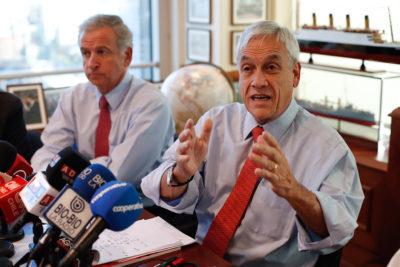 """Piñera se lanza contra Convención Constitucional anunciada por Bachelet: """"Es la nada misma"""""""