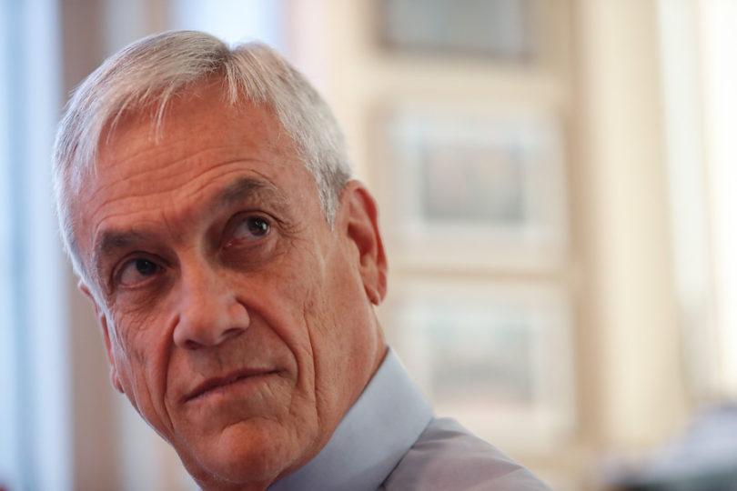 """Piñera: """"Los estudiantes tienen derechos, pero creen que son los únicos que tienen"""""""
