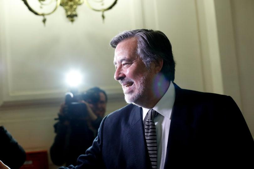 Timonel del PR afirma que Guillier será candidato presidencial con o sin primarias