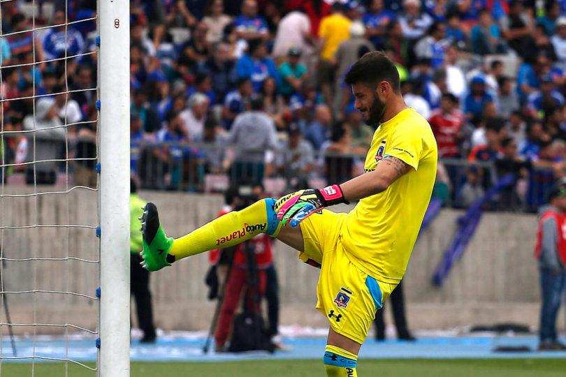 """Daniel Morón le baja el pulgar a Garcés: """"No debiera seguir jugando en Colo Colo"""""""