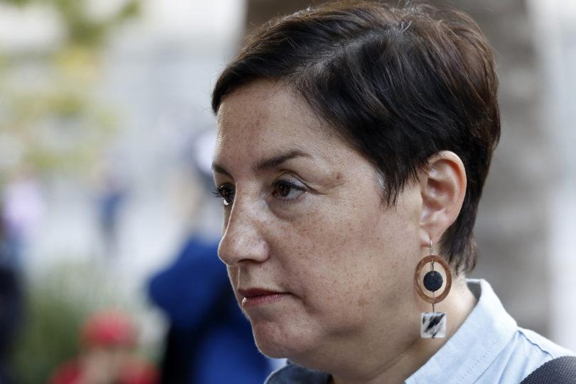 """Beatriz Sánchez: """"Hoy es más grave robar un celular que la plata de todos los chilenos"""""""