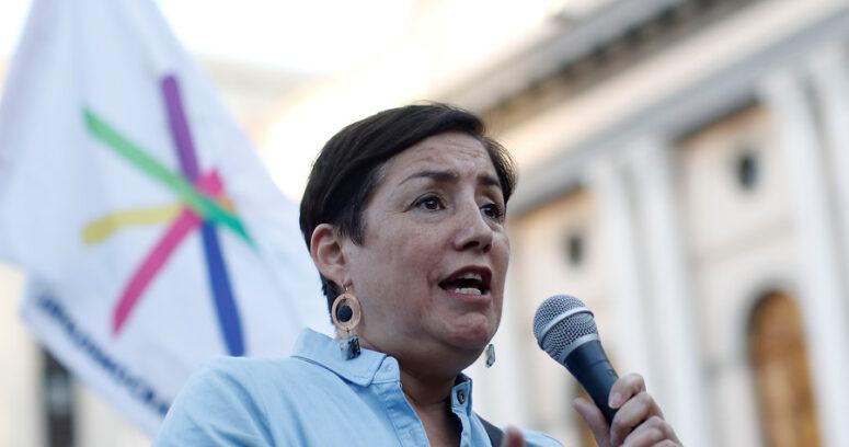 """""""Beatriz Sánchez fue proclamada por Partido Humanista:"""