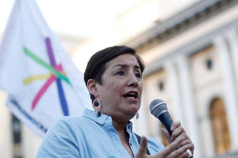 """Beatriz Sánchez fue proclamada por Partido Humanista: """"Nosotros pasamos a segunda vuelta"""""""
