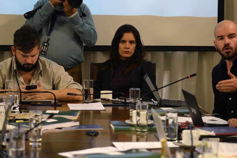 """Diputado DC en furia: acusó de """"cobardía"""" a Vallejo y """"oportunismo"""" a Jackson"""