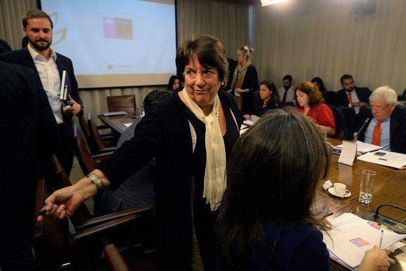 Ministra Delpiano apunta a Jackson y Vallejo por rechazo de reforma a educación superior