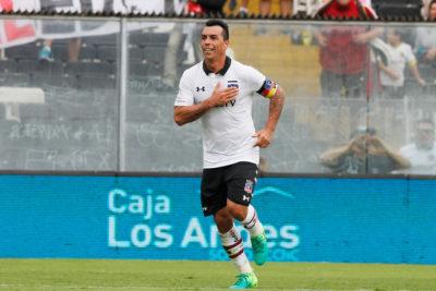 Leyenda viva: Esteban Paredes es el sexto goleador histórico del fútbol chileno