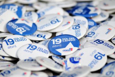 Todo listo: INE confirma que superó la meta de voluntarios para realizar Censo 2017