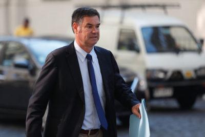 Ossandón se lanza contra Aguas Andinas apelando al financiamiento irregular a la política