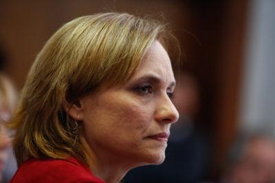 """Carolina Goic y caso Rincón: """"Condenados por violencia intrafamiliar no deben ser candidatos"""""""