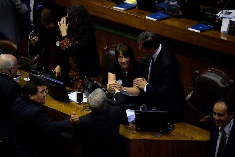 Cámara de Diputados aprobó idea de legislar reforma a la educación superior