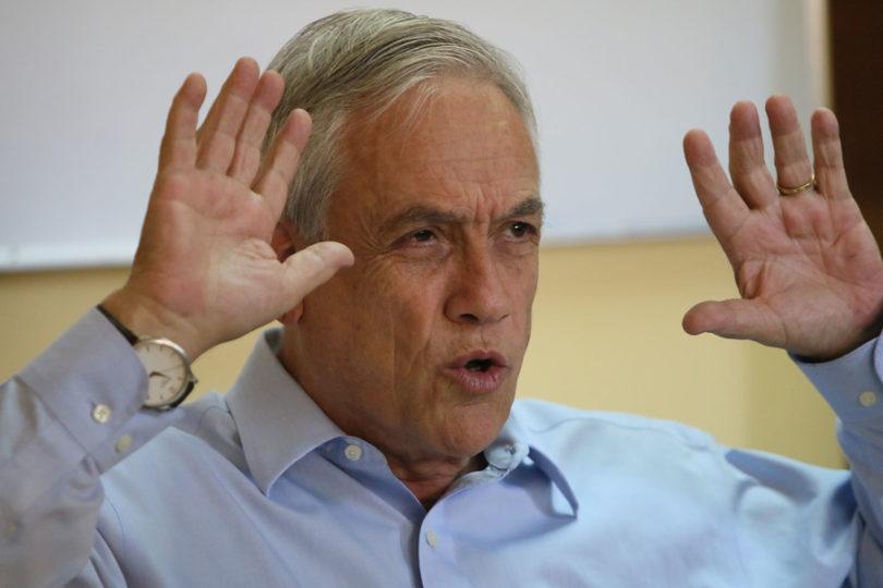"""Piñera sigue sin explicar nuevo fideicomiso: """"Voy a informar en el momento oportuno"""""""