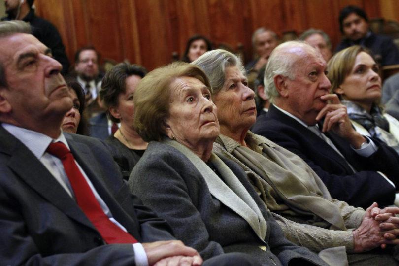 FOTOS   Así fue el concurrido lanzamiento de la Fundación Patricio Aylwin en el ex Congreso