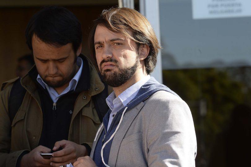 Durísimo reclamo del alcalde Jorge Sharp tras la inauguración de la Línea 3 del Metro de Santiago
