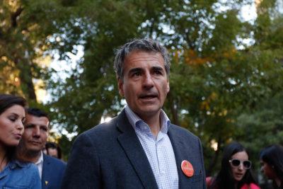 """Andrés Velasco apunta a """"errores humanos"""" del Servel en disolución de Ciudadanos"""