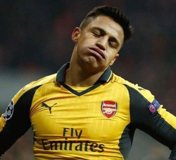 VIDEO | La frustración de Alexis Sánchez tras la enésima derrota de Arsenal en Inglaterra