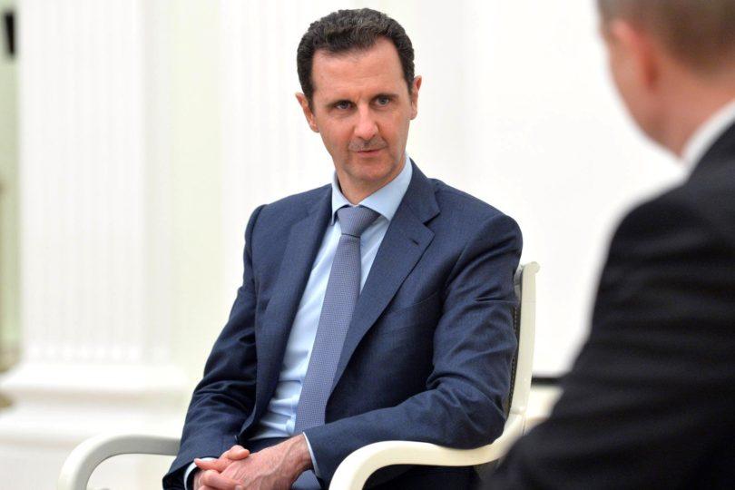 """Presidente sirio asegura que acusación de uso de armas químicas es una """"invención"""""""