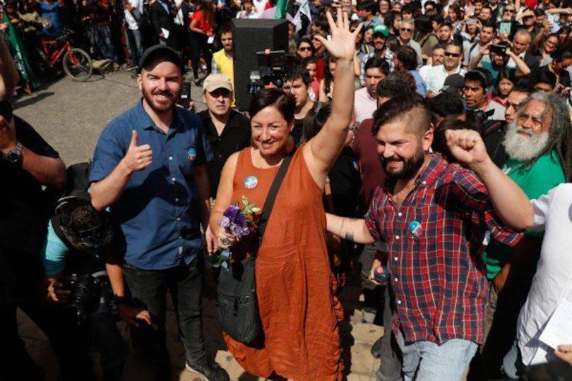 """""""Escúchenlo bien, ¡vamos a ganar!"""": Beatriz Sánchez oficializa su candidatura y presenta equipo de campaña"""