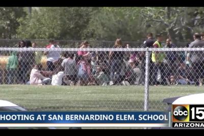 Nuevo tiroteo en una escuela en California terminó con el suicidio del atacante