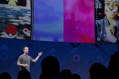 Facebook desarrolla plataforma para crear realidad aumentada