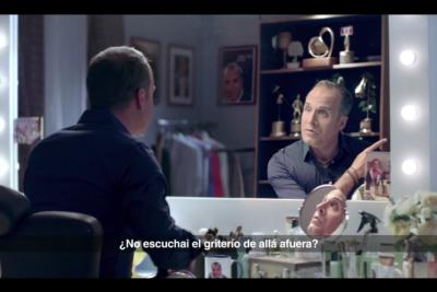 VIDEOS | Por tu propia seguridad, DEBES ver esta imitación de Kramer a Lucho Jara