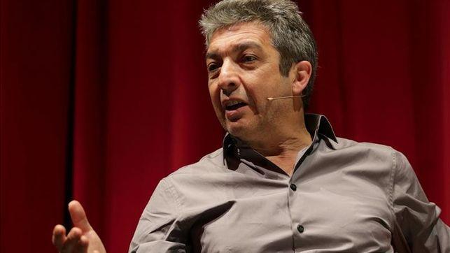 """Ricardo Darín: """"Vamos a tener un país serio cuando los profesores ganen lo que deben ganar"""""""