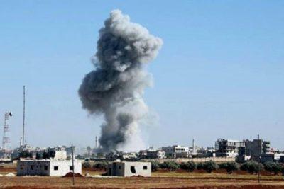 """Oposición en Siria acusa ataque """"químico"""": 58 civiles muertos, 11 de ellos niños"""