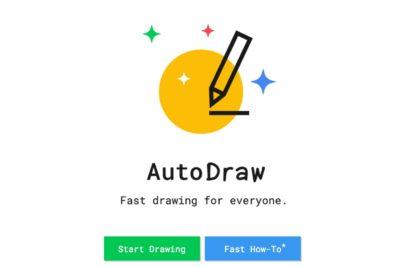 Google hará que parezcas un profesional del dibujo con esta nueva plataforma
