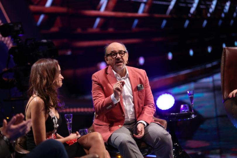 """""""Par de viejas cu…"""": Luis Gnecco estalla contra Raquel Argandoña y Patricia Maldonado"""