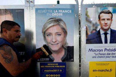 En dos semanas se definirá el futuro de Francia: todo lo que debes saber del round de Le Pen v/s Macron