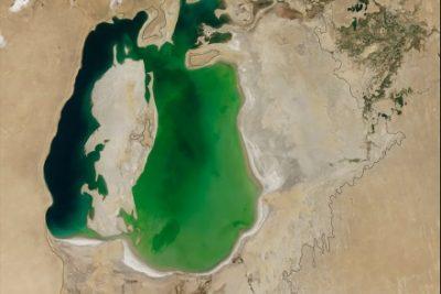 NASA revela imágenes que muestran el irremediable avance del cambio climático