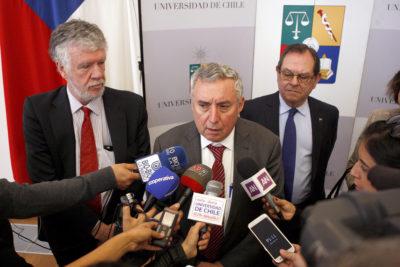 """Rector Vivaldi llama a gobiernos latinoamericanos a """"responsabilizarse de sus universidades estatales"""""""