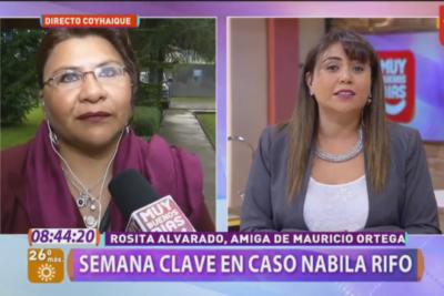 """Impresentable: la trastienda de declaración de mujer que dijo que Nabila """"buscó"""" su agresión"""
